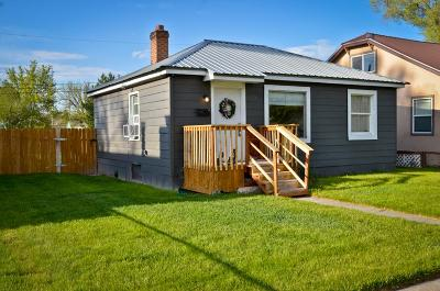 Idaho Falls Single Family Home For Sale: 370 W 18th Street