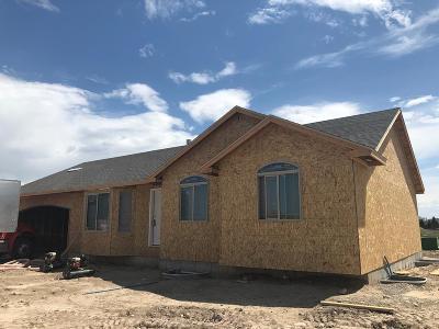 Idaho Falls Single Family Home For Sale: 402 Rock Hill Lane