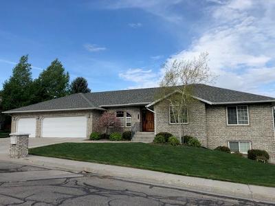 Rexburg Single Family Home For Sale: 240 Shoshone Avenue