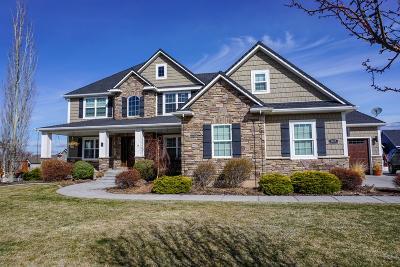Rexburg Single Family Home For Sale: 605 Terra Vista Drive