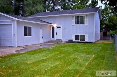 Idaho Falls Single Family Home For Sale: 1050 Blaine Avenue