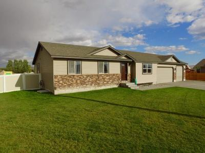 Idaho Falls Single Family Home For Sale: 1578 N Richland Circle