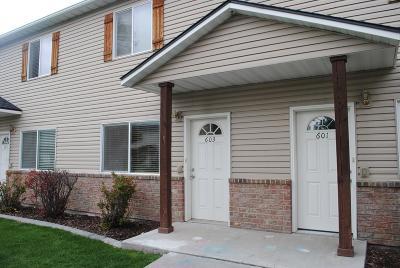 Rexburg Single Family Home For Sale: 603 Countryside Avenue