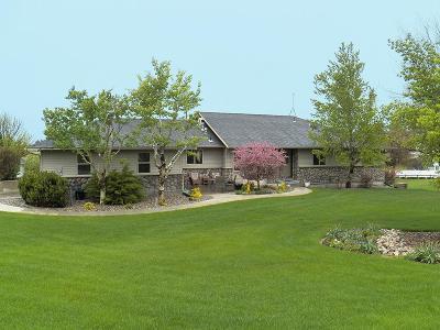 Idaho Falls Single Family Home For Sale: 4955 E Sagewood Drive