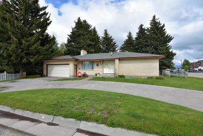 Rigby Single Family Home For Sale: 349 S 3rd W