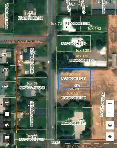 Rigby Residential Lots & Land For Sale: Tbd Annis Hwy