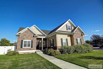 Rexburg Single Family Home For Sale: 307 Mark Avenue