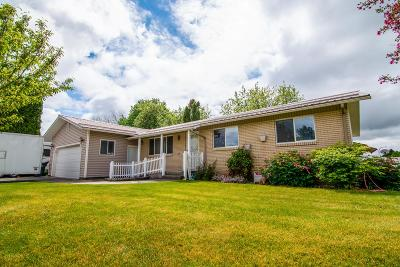 Idaho Falls Single Family Home For Sale: 1012 Westcliff Drive