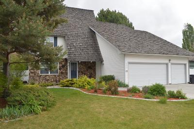 Idaho Falls Single Family Home For Sale: 3236 Tipperary Lane