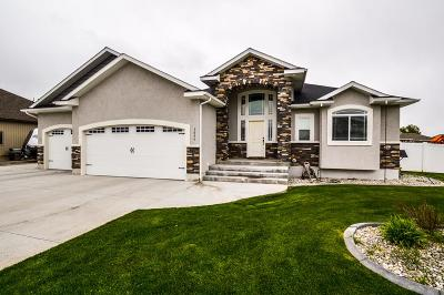 Idaho Falls Single Family Home For Sale: 3834 N Imperial Lane