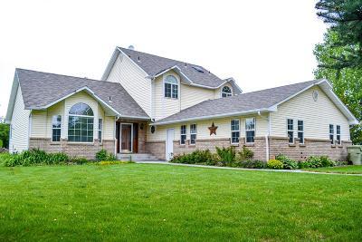 Idaho Falls Single Family Home For Sale: 4783 N 44 E