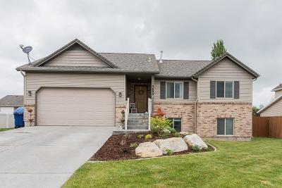 Idaho Falls Single Family Home For Sale: 3693 Silverstone Drive