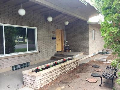 Idaho Falls Single Family Home For Sale: 1270 E 1st Street