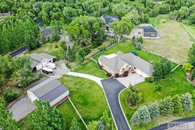 Rigby Single Family Home For Sale: 332 N 4410 E