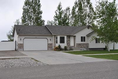 Idaho Falls Single Family Home For Sale: 1940 N Edmiston Drive