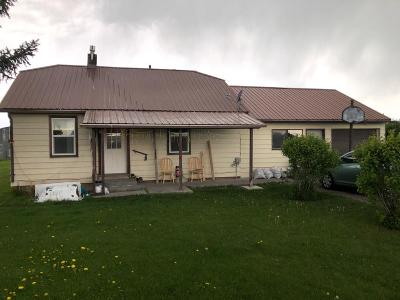 Rigby Single Family Home For Sale: 51 N 4500 E