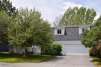 Idaho Falls Single Family Home For Sale: 275 N Ladino Drive
