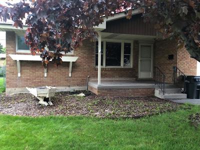 Idaho Falls Single Family Home For Sale: 1805 Sequoia Street