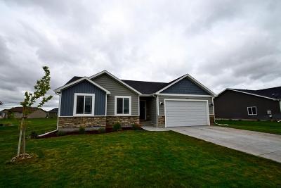 Idaho Falls Single Family Home For Sale: 3919 N Rain Tree Street