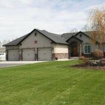 Idaho Falls Single Family Home For Sale: 20 N 3202 E