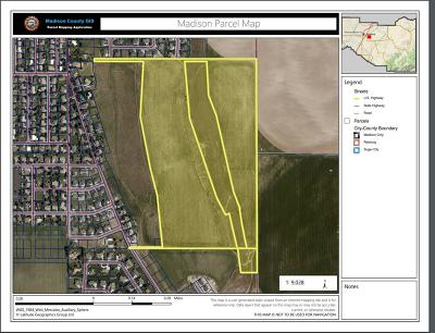 Rexburg Residential Lots & Land For Sale: Tbd S Hidden Valley Road