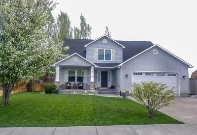 Idaho Falls Single Family Home For Sale: 291 Leesburg Lane