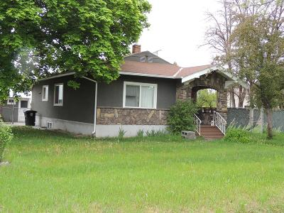 Rigby Single Family Home For Sale: 111 E 2 N