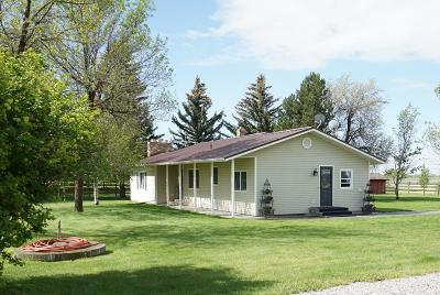 Rigby Single Family Home For Sale: 257 N 3400 E