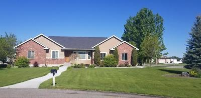 Idaho Falls Single Family Home For Sale: 2414 E Timberview Circle