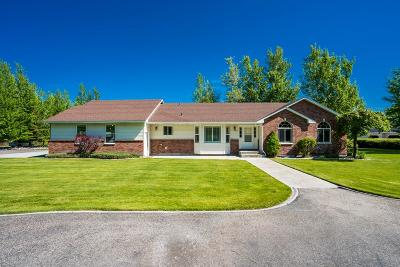 Rigby Single Family Home For Sale: 414 N 4200 E