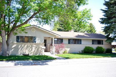 Idaho Falls Single Family Home For Sale: 1680 Michael Street