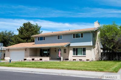 Idaho Falls Single Family Home For Sale: 1790 Avalon Street