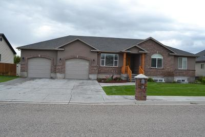 Rigby Single Family Home For Sale: 288 N 4th W