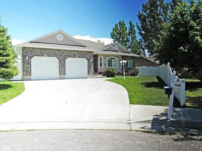 Idaho Falls Single Family Home For Sale: 1608 Sunny Pine Way