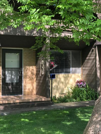 Idaho Falls Single Family Home For Sale: 220 N Fanning Avenue #13