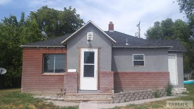 Idaho Falls Single Family Home For Sale: 370 Short Avenue