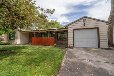 Idaho Falls Single Family Home For Sale: 250 Wabash Avenue
