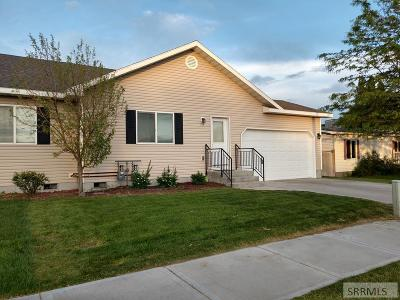 Rexburg Single Family Home For Sale: 115 S 4th Avenue