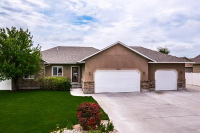 Idaho Falls Single Family Home For Sale: 1080 Wheatstone Drive