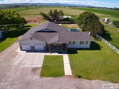 Idaho Falls Single Family Home For Sale: 5930 E Iona Road