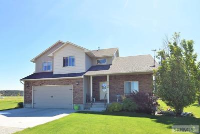 Rexburg ID Single Family Home For Sale: $350,000