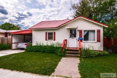 Idaho Falls Single Family Home For Sale: 313 W 18th Street