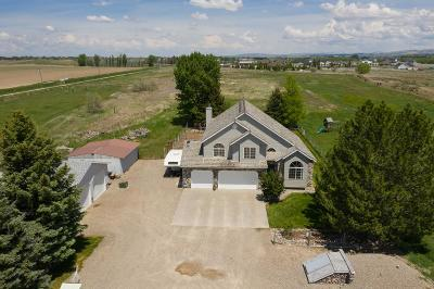 Idaho Falls Single Family Home For Sale: 601 97th S