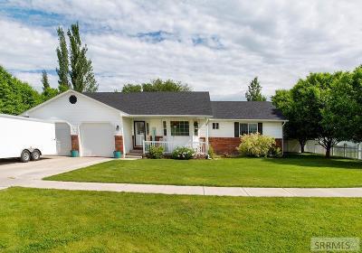 Idaho Falls Single Family Home For Sale: 4323 E Trenton Circle