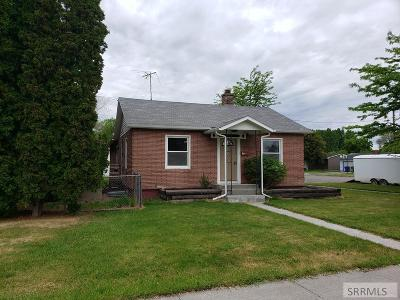 Rexburg Single Family Home For Sale: 77 N 3rd W