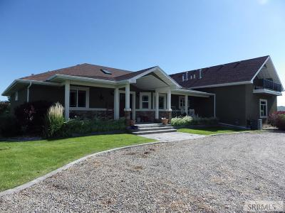 Idaho Falls Single Family Home For Sale: 4231 E 49 N
