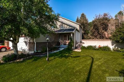 Idaho Falls Single Family Home For Sale: 1306 Walstrom Lane