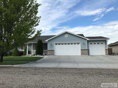 Idaho Falls Single Family Home For Sale: 2880 Agnes Street