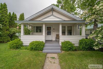 Idaho Falls Single Family Home For Sale: 125 E 13th Street
