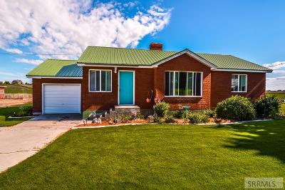 Idaho Falls Single Family Home For Sale: 2166 W 33 N